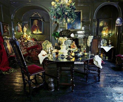 Dennis Severs' House in Spitalfields
