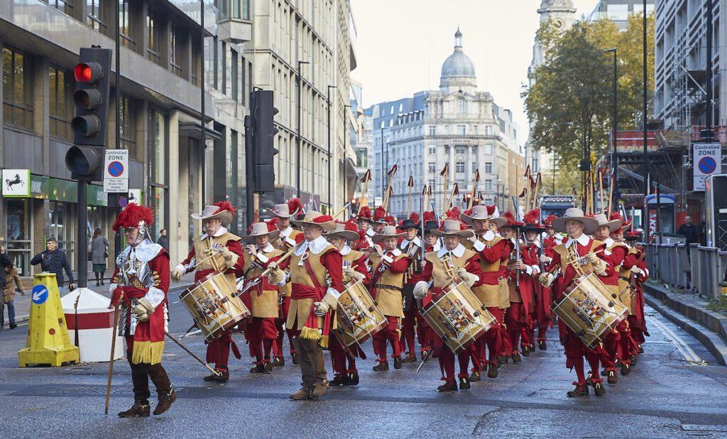 Lord Mayor's Show, 9 Nov