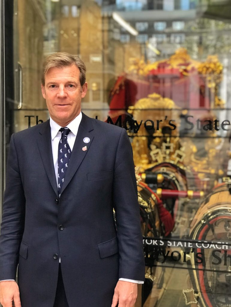 Interview with New Lord Mayor